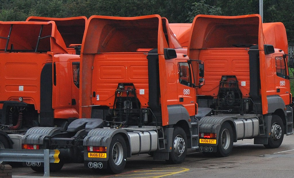 Parked Lorry Units