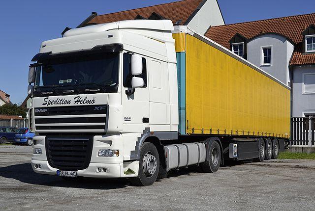 DAF HGV Class 1 Truck