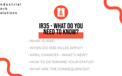 IR35: What do you need to know.