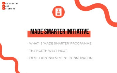 North West Pilot of 'Made Smarter' programme proven to be a big success.