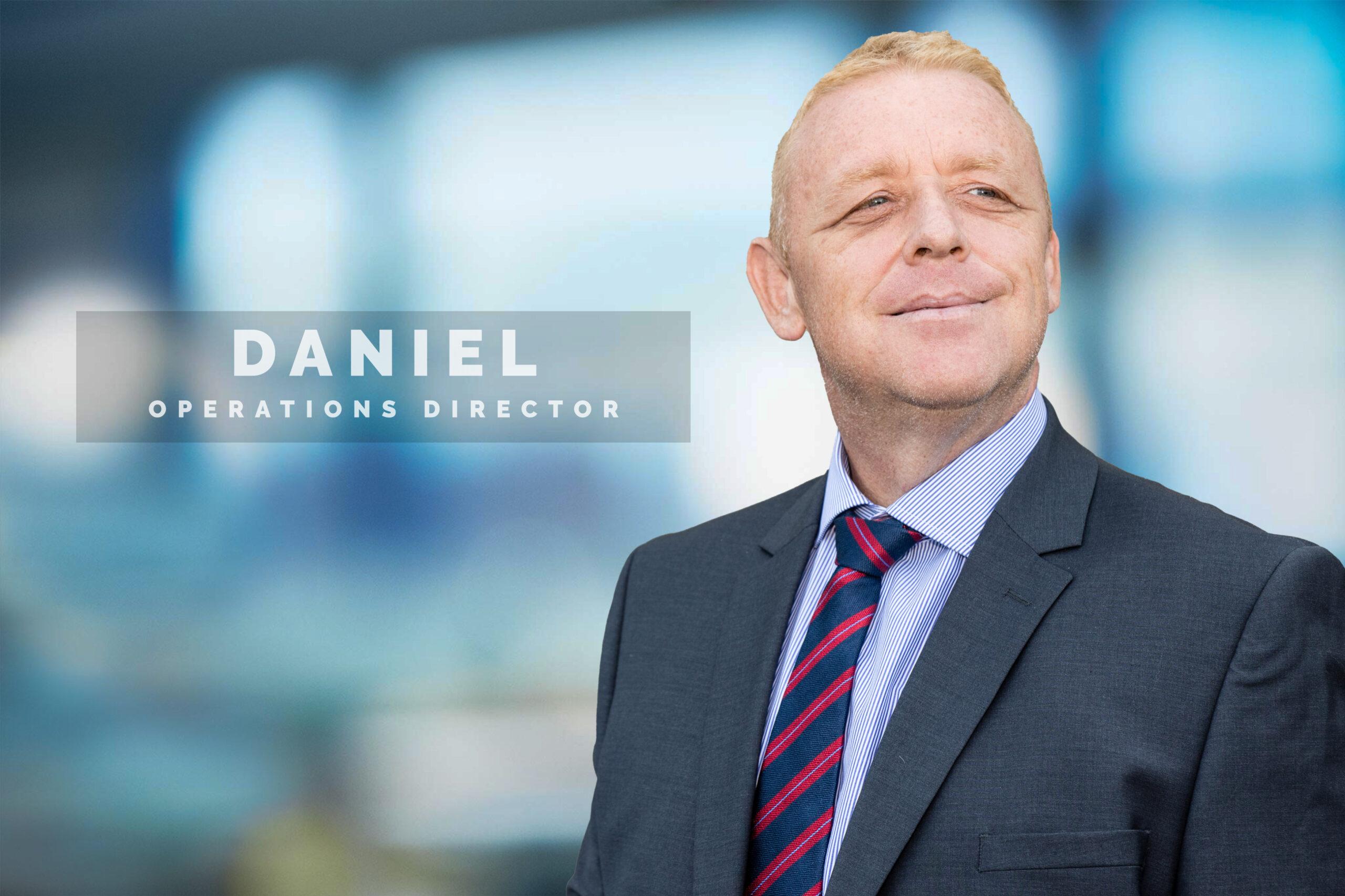 Daniel - Operations Director